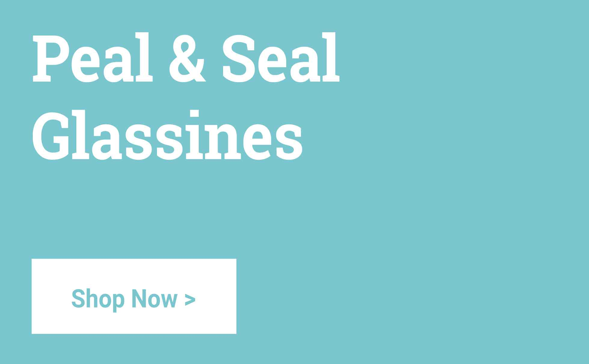 Peal & Seal glassines